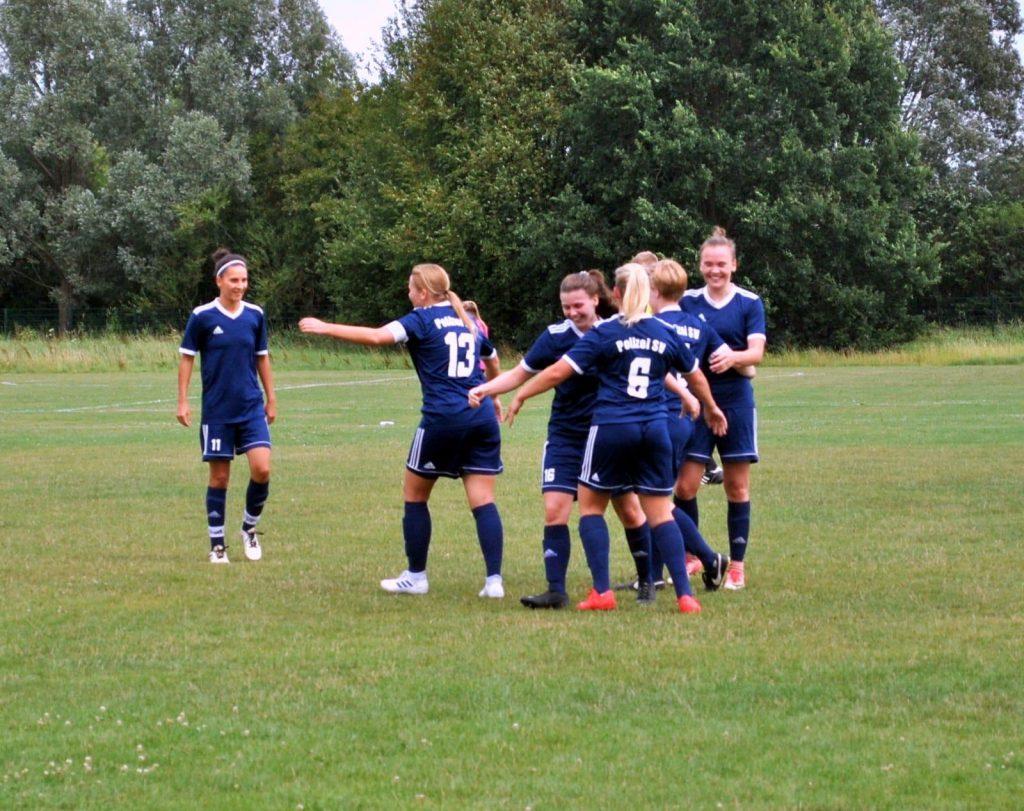 PSV-Damen werfen Landesliga-Absteiger aus dem Pokal