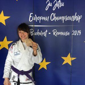 Bronzemedaille bei den Europameisterschaften