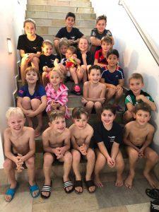 PSV-Kinder schwimmen in Wilhelmshaven