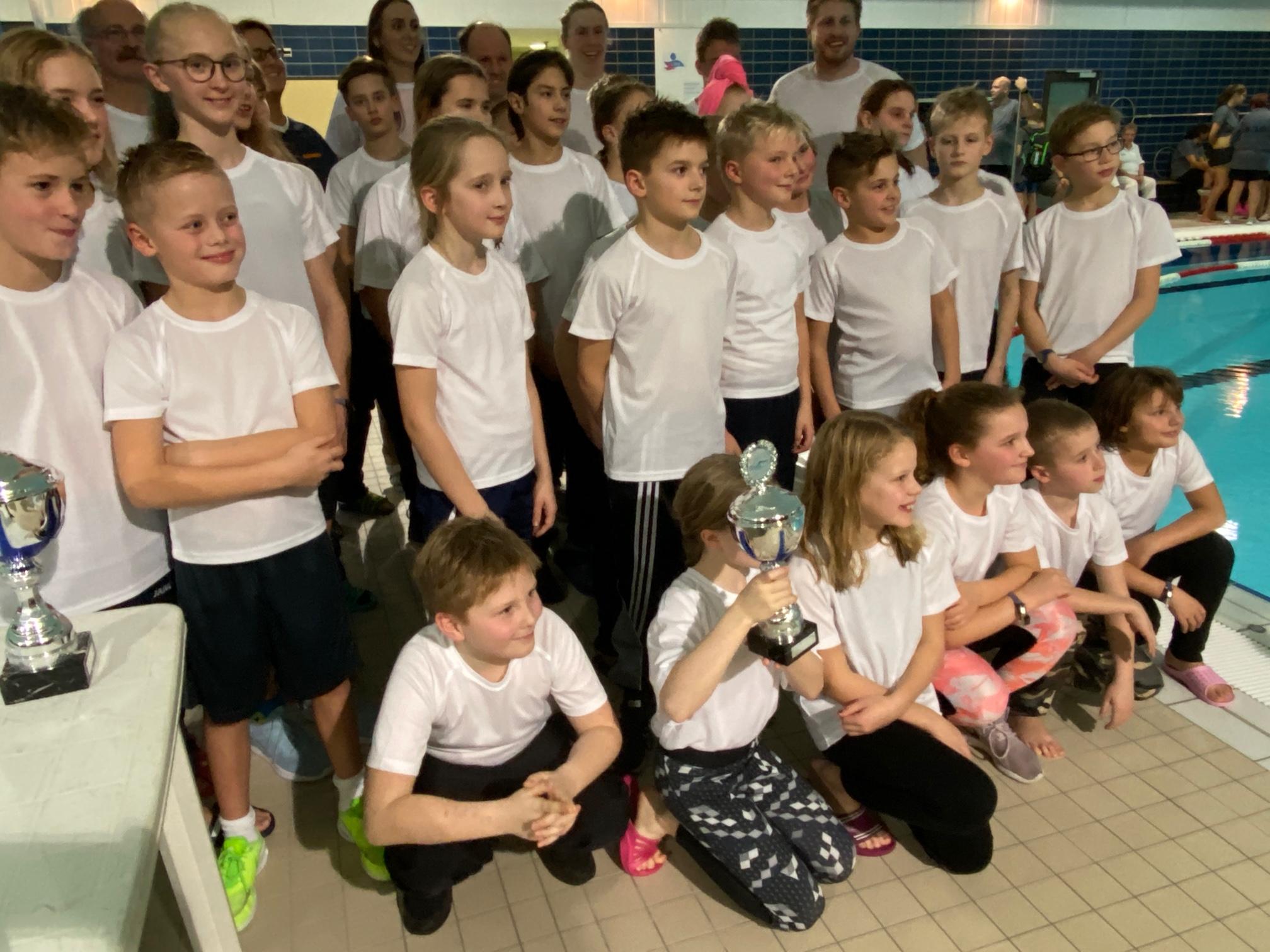 PSV-Schwimmer In Weser-Ems-Auswahl Dabei