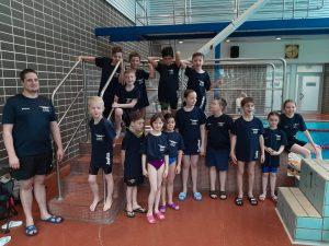 Vielseitigkeitsschwimmen in Wardenburg