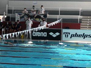 Magnus Danz schwimmt DM in Wuppertal